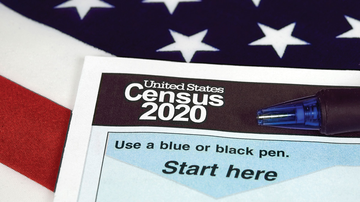 Be counted: Census drives community funding